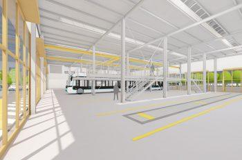 T Zen 4 - Futur centre opérationnel bus